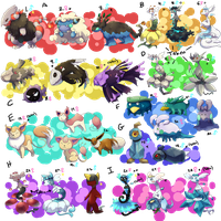 PKMNation: Clutch Dump 5 [OPEN] by garbagekeeper