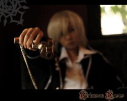 Kiryu Zero, Vampire Knight by CrimsonRosesCosplay