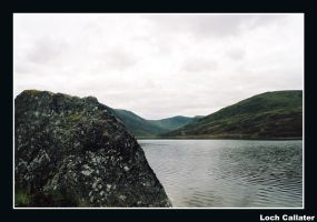 Loch Callater I by throwntothewolves