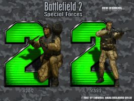 BF2 Special Forces by 3xhumed