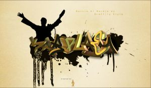 Graffiti_STYLE_Bassim by Ultradragon