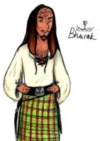 BHURAK'S KILT by harrimaniac27