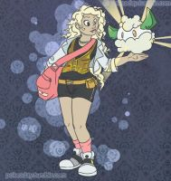 When Cottonee Evolved by Pokeaday