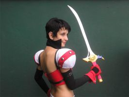 ToD Cosplay Rutee 2 by LauraSan