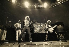 Led Zeppelin by Romain-1er