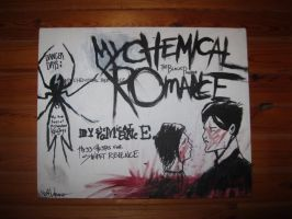My Chemical Romance by KhaoticKoRd
