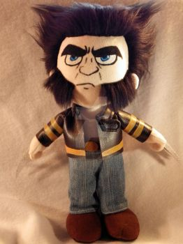 Wolverine Plush (S.A.F.) by BarbaricCreations