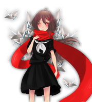 Ayano by Ocean-chan6