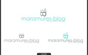 maramures-blog logotype by prigix