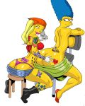 Mrs Simpsons by cssp