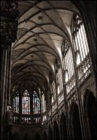st. vitus cathedral by graemo