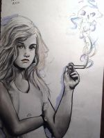 Up in smoke by pandorasxink