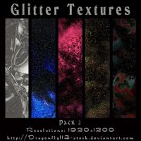 Glitter Textures Pack 2 by BFstock