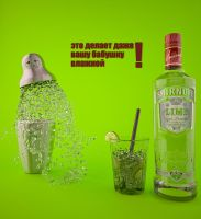 Smirnoff LIME by RafyKoby