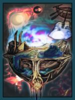 Forged Visions Flat Earth by ForgedVisions