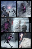 Gambit page 3 Weapon X FC by ColtNoble