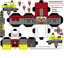 G1 Omega Supreme cubee Part 1 by lovefistfury