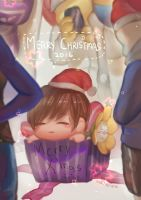 UT- Merry Christmas by christon-clivef