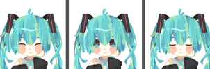 Miku Free Icons by monk-moose