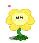 Howdy! I'm Flowey. - Available on TeePublic! by BlueNightVessel