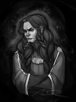 Pensive Dis by ancalinar