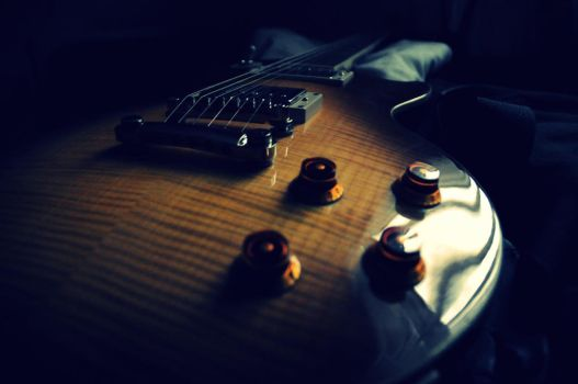 My New Epiphone Les Paul by Jamezzz92