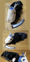 Death of Rats dragon costume by SarahTheSlightlyMad