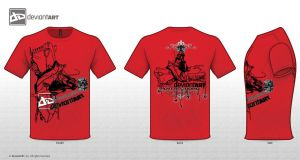Hover '50' Robo - Red T by asty904