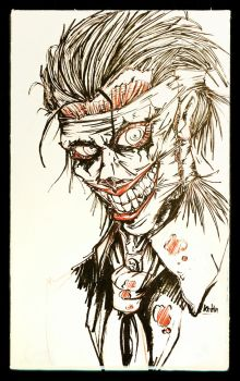 the joker by kent-of-artload
