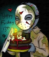Happy Friday 13th by fellow-traveller