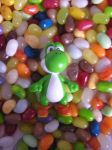 yoshi and jelly bean by valentin-mittler