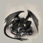 HTTYD: Toothless by Ninjatic