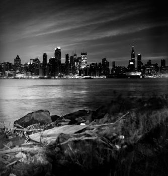 Good Morning NEW YORK CITY by geolio