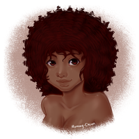 Afro 3.0 by Rumay-Chian