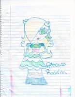Princess Rosalina by CatsvsDogs123