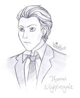 Rivers of London - Thomas Nightingale by Isi-Daddy