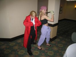 AS Edward and Winry by AnimeFanaticWilly