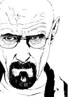 Walter White by MxDagger