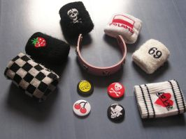 Accessories by LadyHate
