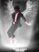 MICHAEL JACKSON FOREVER by AlexKnight