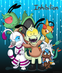 Inhibition Poster by Fishlover