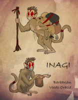 Contest- Inagi by Ghost-Fish