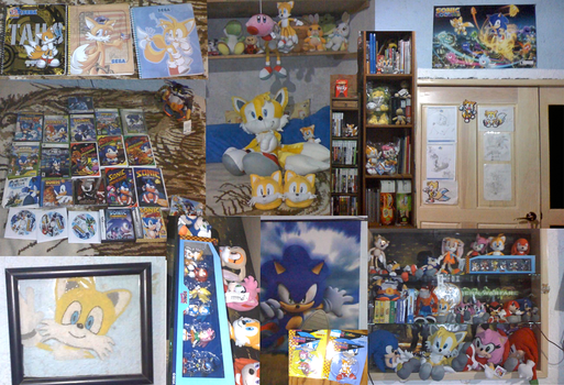Sonic Collection by m1l3st1l3s