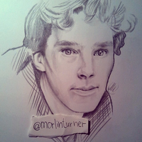 Benedict Cumberbatch by TimelordLoki