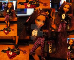 .:Clawdeen Wolf, Sweet 1600:. by ALittleRiddle