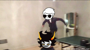 Homestuck Dave Fail GIF by xXHussie-ChanXx