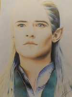 Legolas by Nadine95