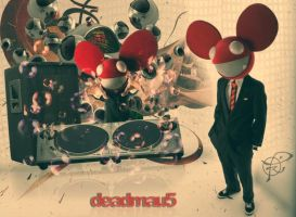 deadmau5 by hopeblader
