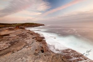 Cape Banks Looking North by FireflyPhotosAust