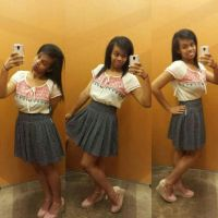 4th of July outfit from Old Navy 2 by 8TeamFriends8
